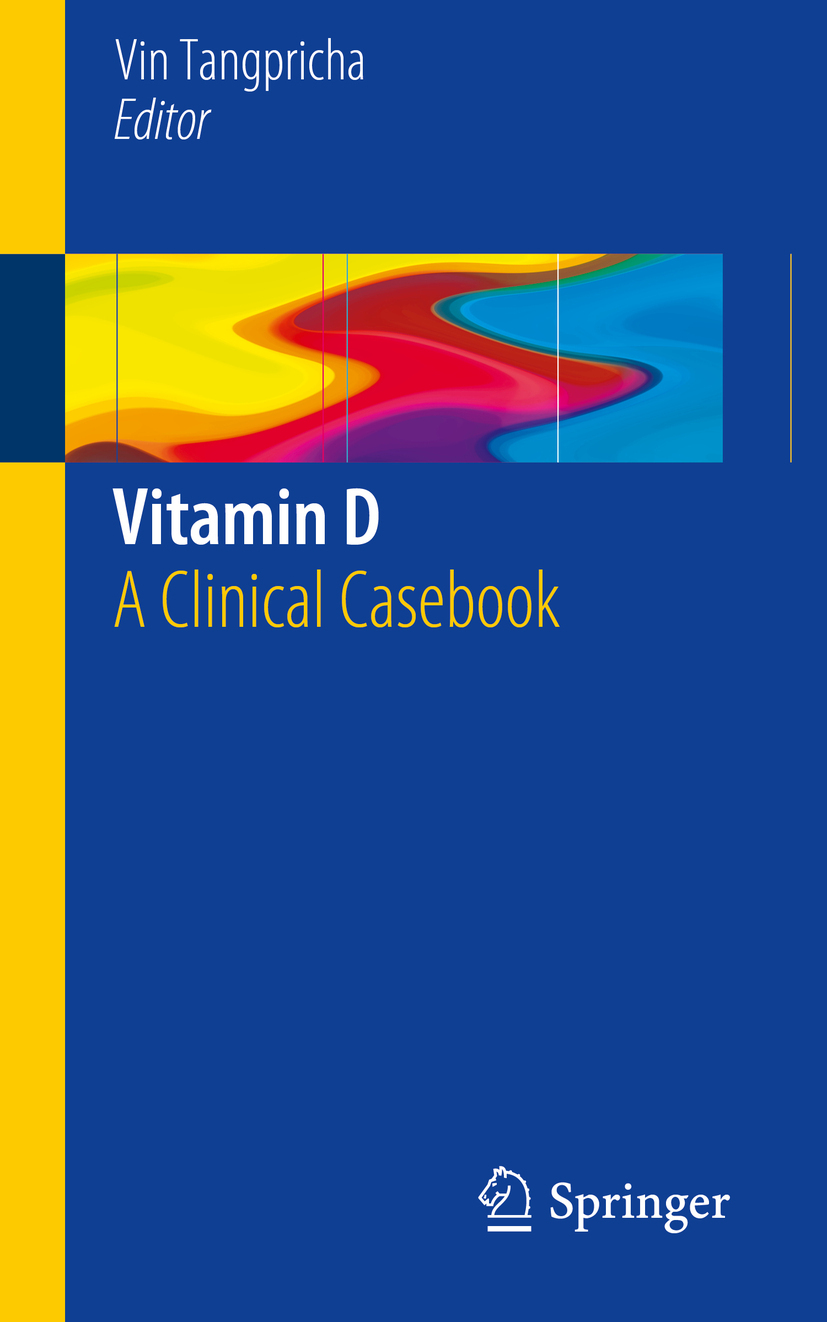 Tangpricha, Vin - Vitamin D, ebook