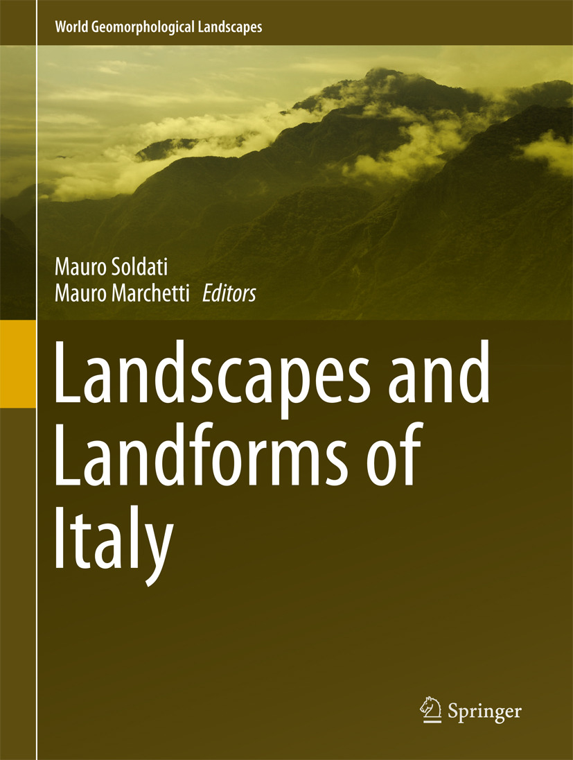 Marchetti, Mauro - Landscapes and Landforms of Italy, ebook