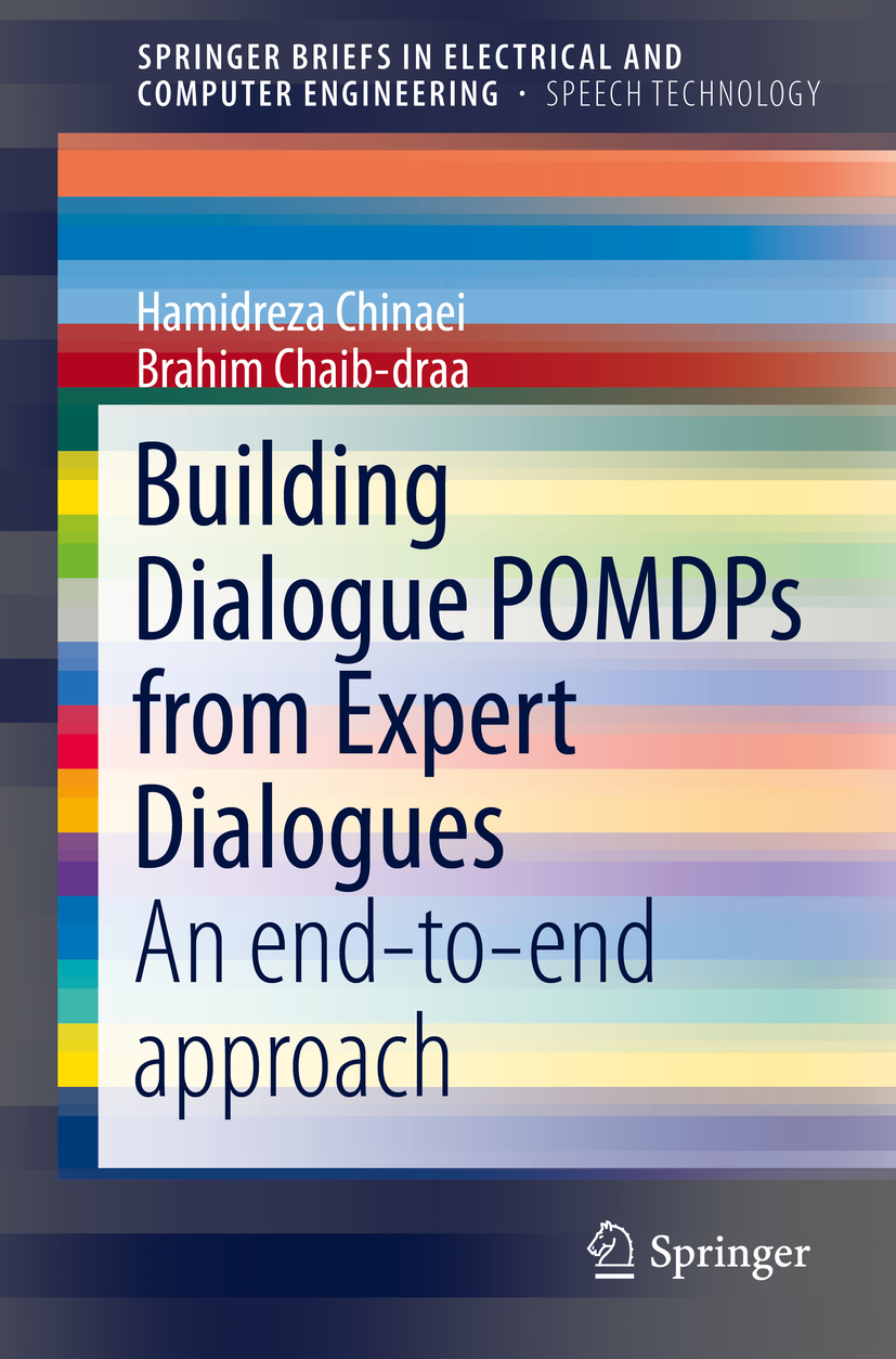 Chaib-draa, Brahim - Building Dialogue POMDPs from Expert Dialogues, ebook