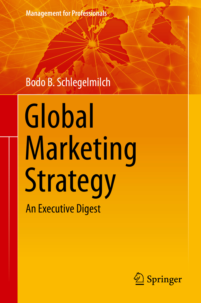 Schlegelmilch, Bodo B. - Global Marketing Strategy, ebook