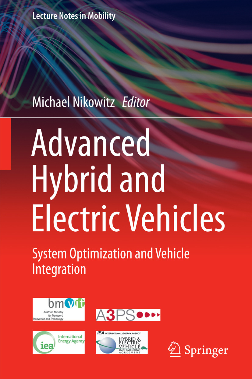 Nikowitz, Michael - Advanced Hybrid and Electric Vehicles, ebook