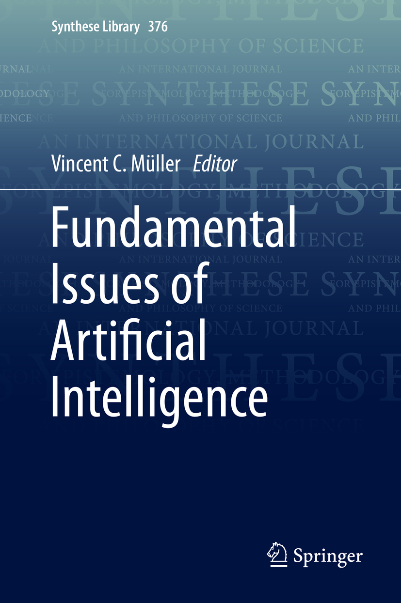 Müller, Vincent C. - Fundamental Issues of Artificial Intelligence, ebook