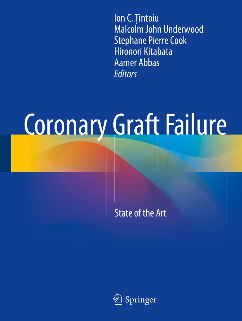 Abbas, Aamer - Coronary Graft Failure, ebook