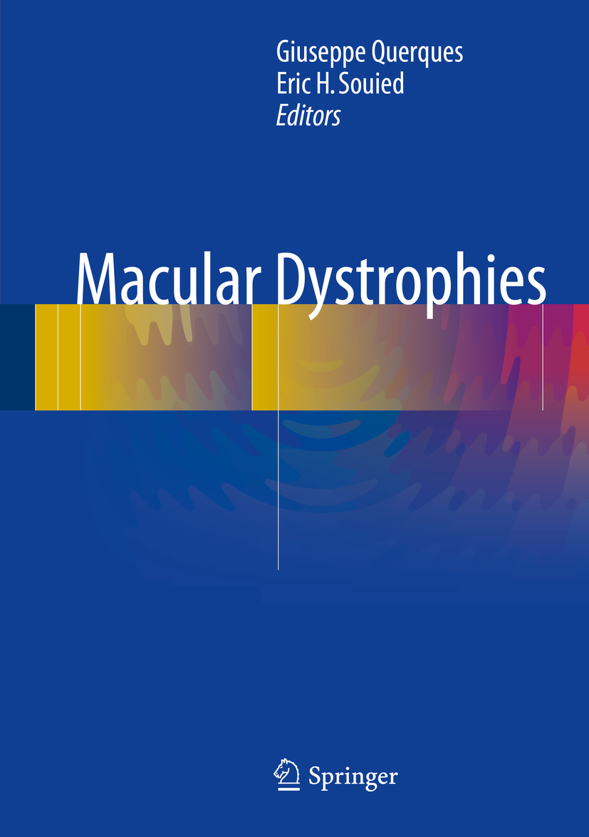 Querques, Giuseppe - Macular Dystrophies, ebook