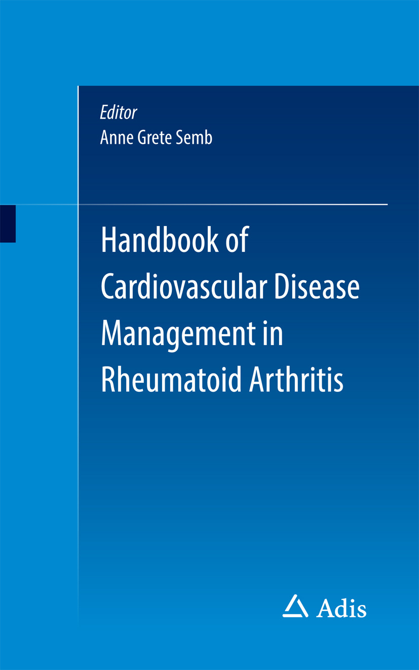 Semb, Anne Grete - Handbook of Cardiovascular Disease Management in Rheumatoid Arthritis, ebook