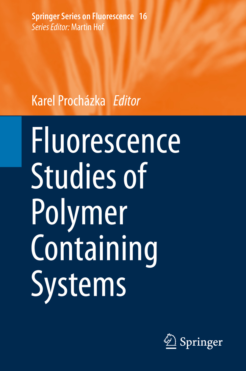 Procházka, Karel - Fluorescence Studies of Polymer Containing Systems, ebook