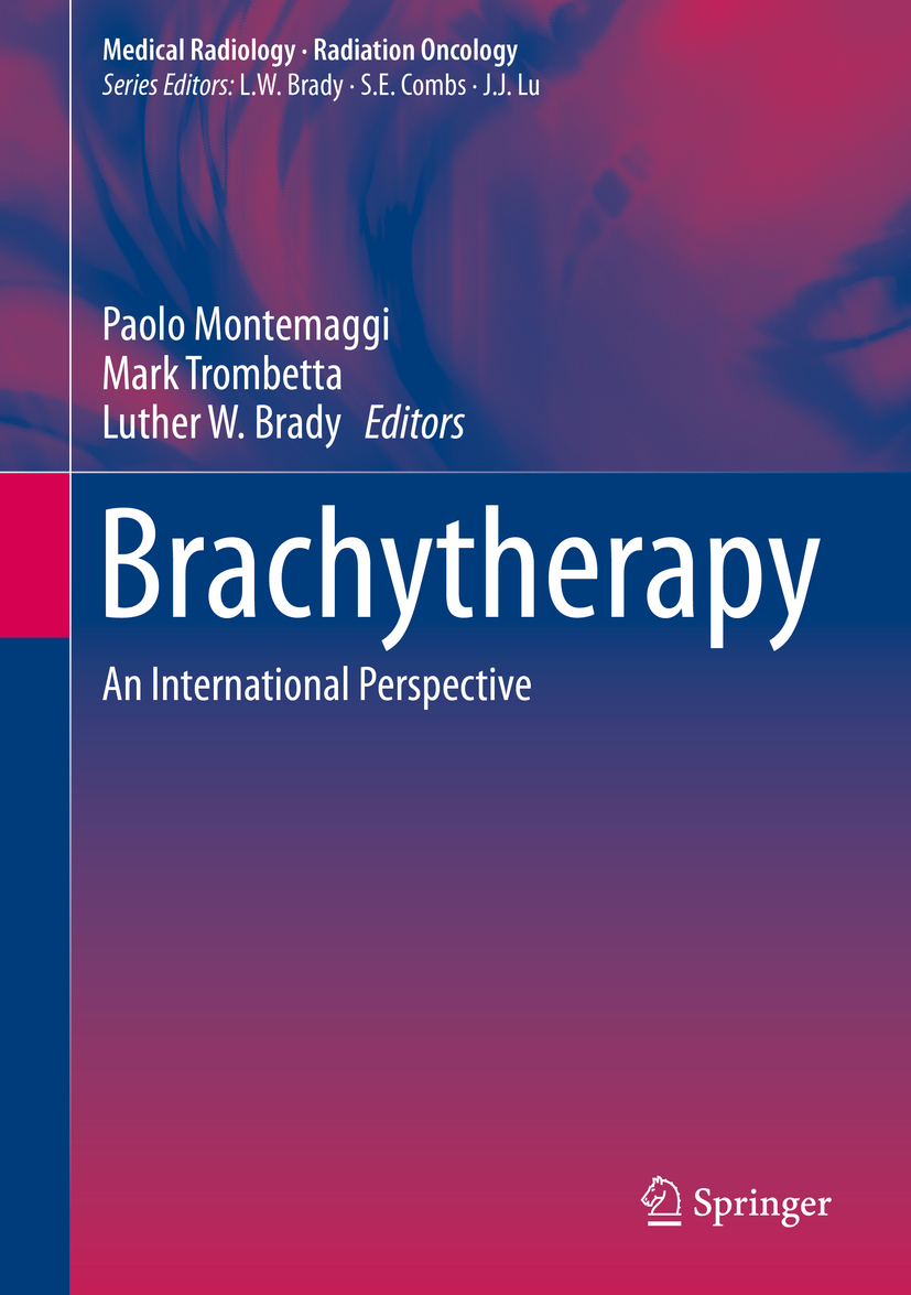 Brady, Luther W. - Brachytherapy, ebook