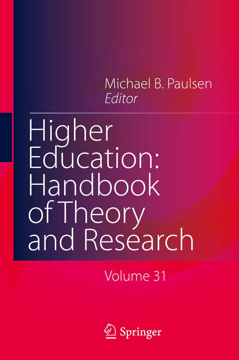 Paulsen, Michael B. - Higher Education: Handbook of Theory and Research, e-bok
