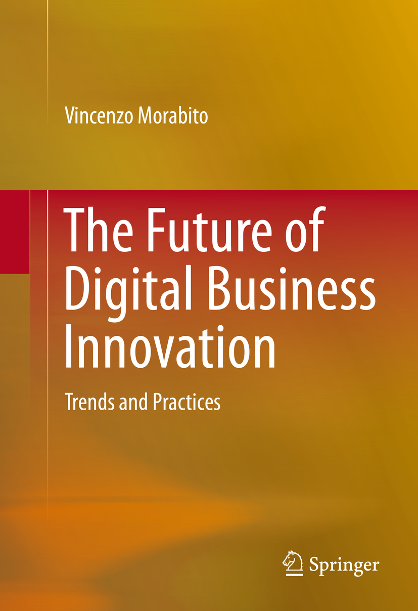 Morabito, Vincenzo - The Future of Digital Business Innovation, ebook