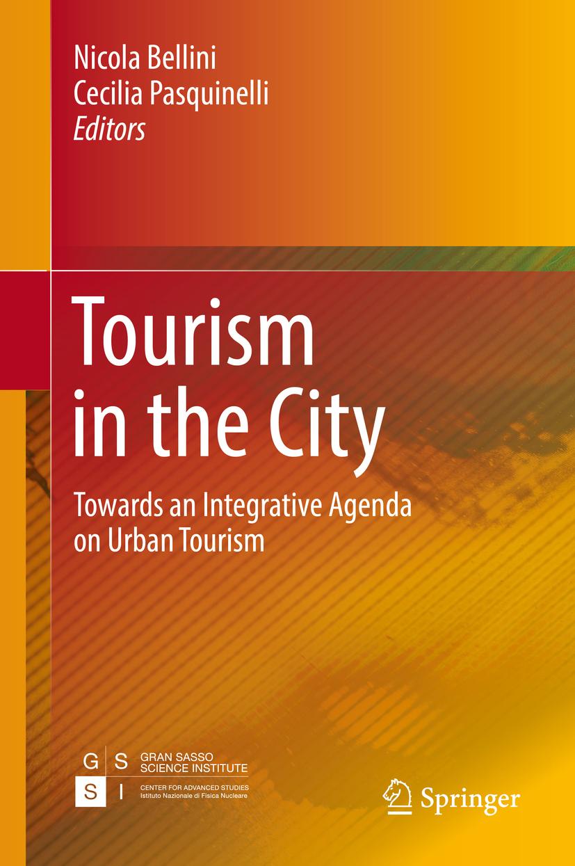 Bellini, Nicola - Tourism in the City, ebook