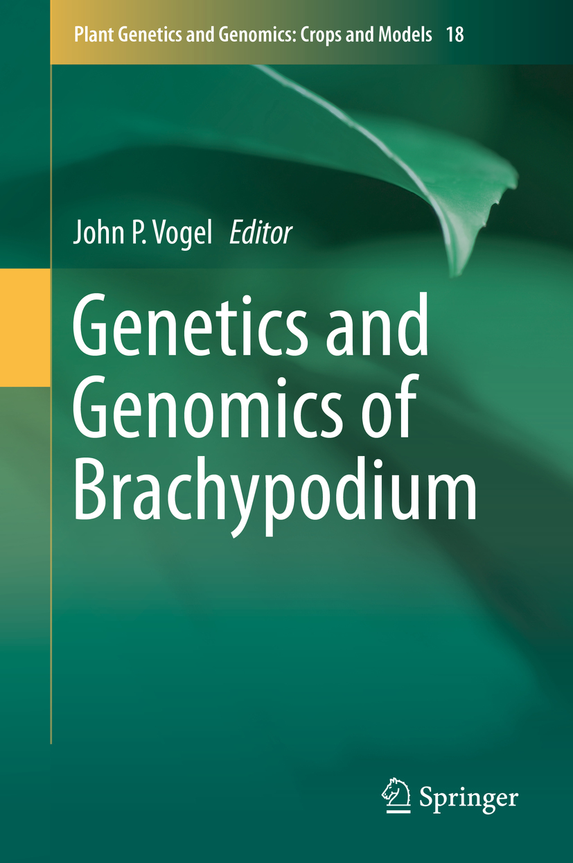 Vogel, John P. - Genetics and Genomics of Brachypodium, ebook