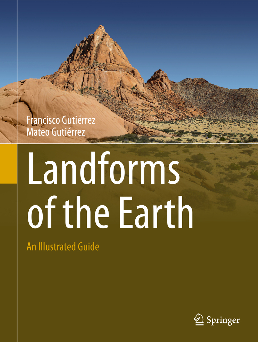 Gutiérrez, Francisco - Landforms of the Earth, ebook