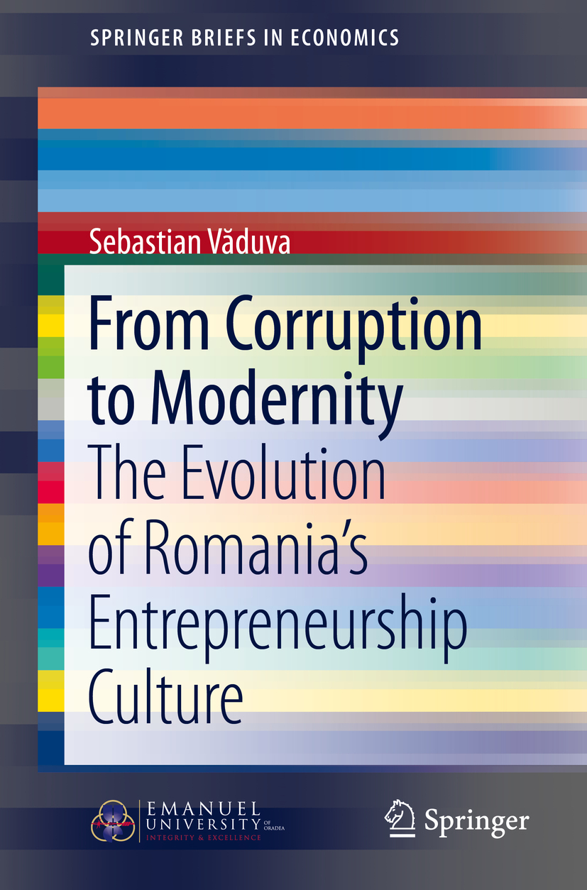 Văduva, Sebastian - From Corruption to Modernity, ebook