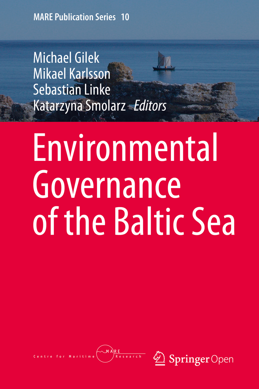 Gilek, Michael - Environmental Governance of the Baltic Sea, ebook
