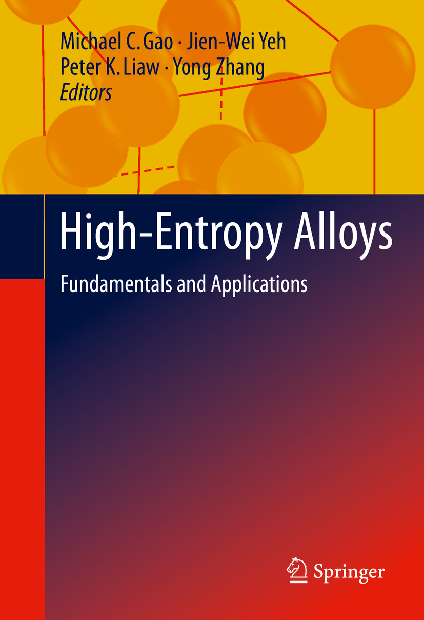 Gao, Michael C. - High-Entropy Alloys, ebook