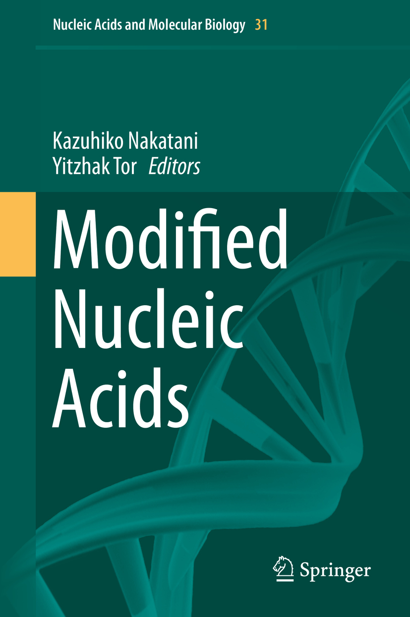 Nakatani, Kazuhiko - Modified Nucleic Acids, ebook