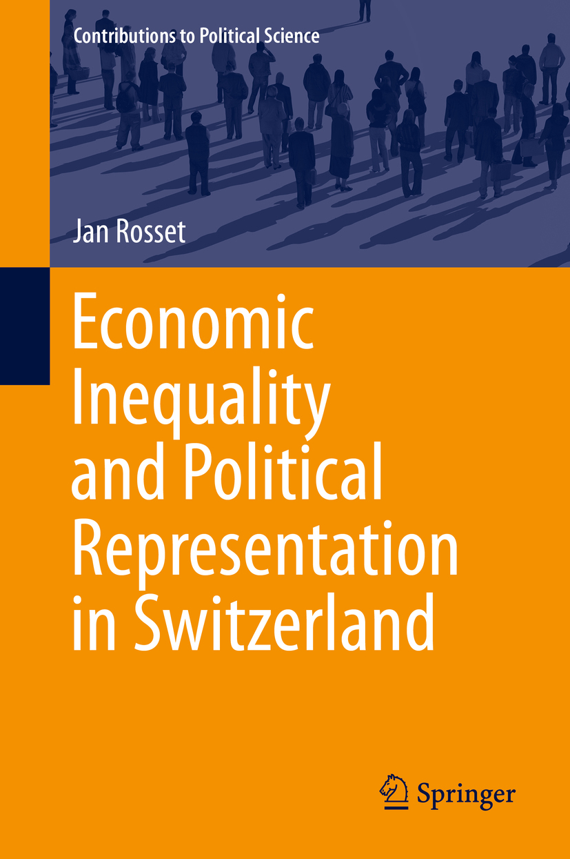 Rosset, Jan - Economic Inequality and Political Representation in Switzerland, ebook
