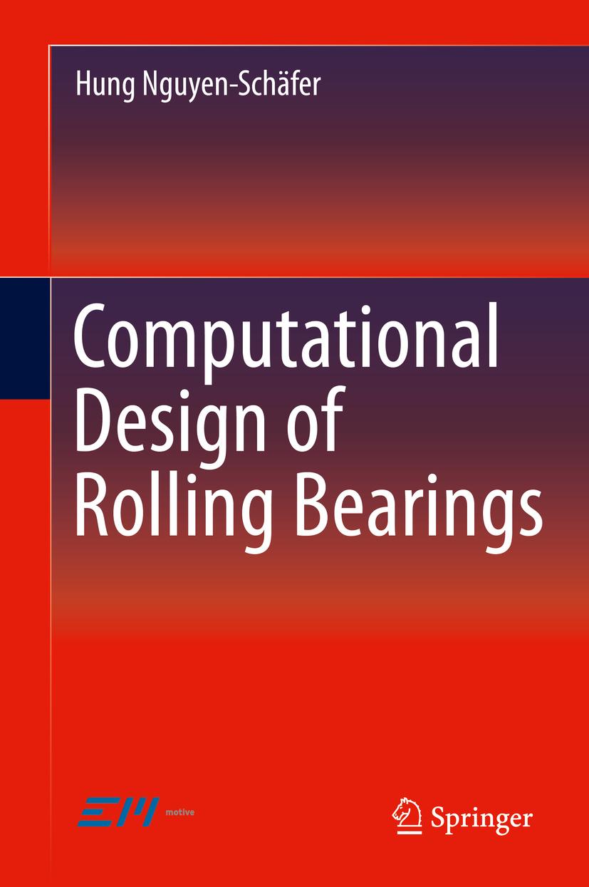 Nguyen-Schäfer, Hung - Computational Design of Rolling Bearings, ebook