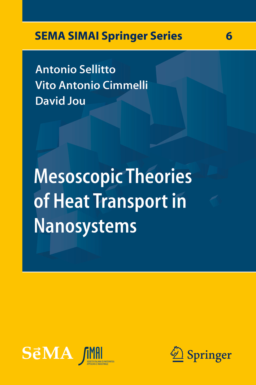 Cimmelli, Vito Antonio - Mesoscopic Theories of Heat Transport in Nanosystems, ebook