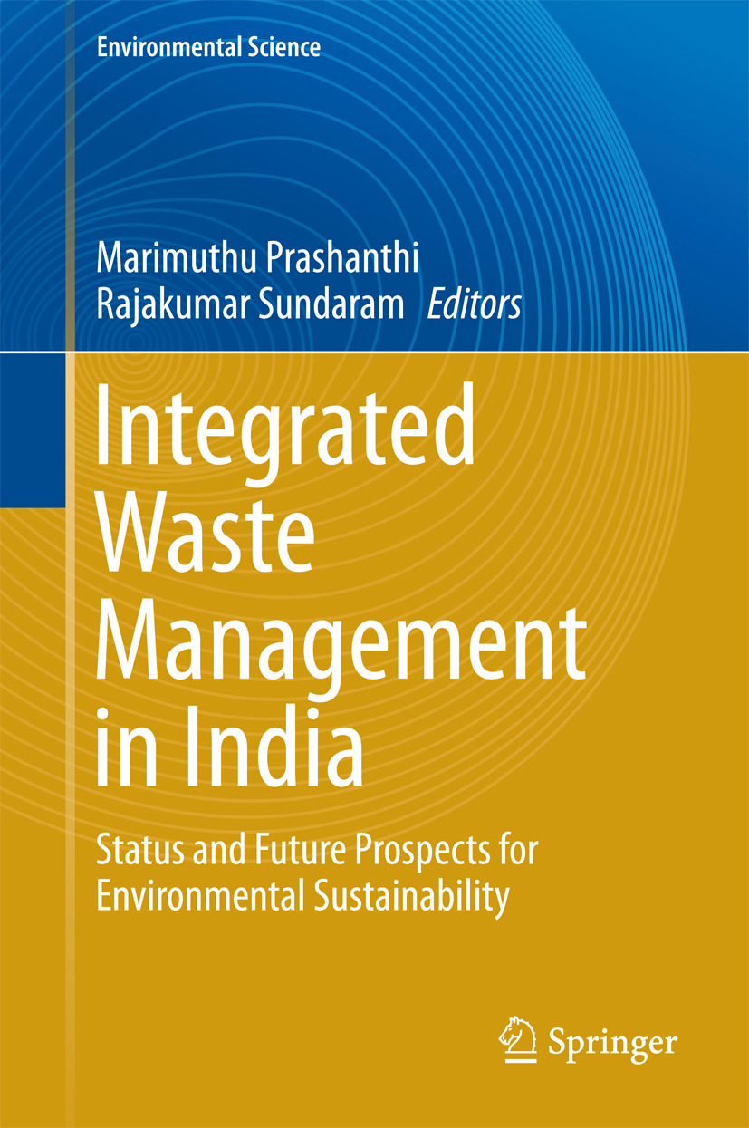 Prashanthi, Marimuthu - Integrated Waste Management in India, ebook