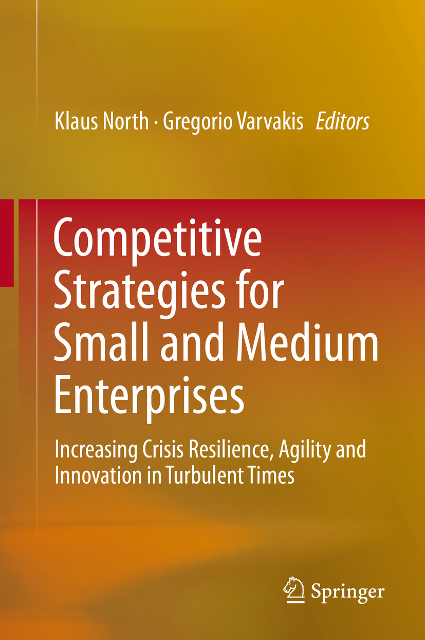 North, Klaus - Competitive Strategies for Small and Medium Enterprises, e-bok
