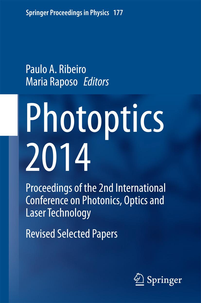 Raposo, Maria - Photoptics 2014, ebook