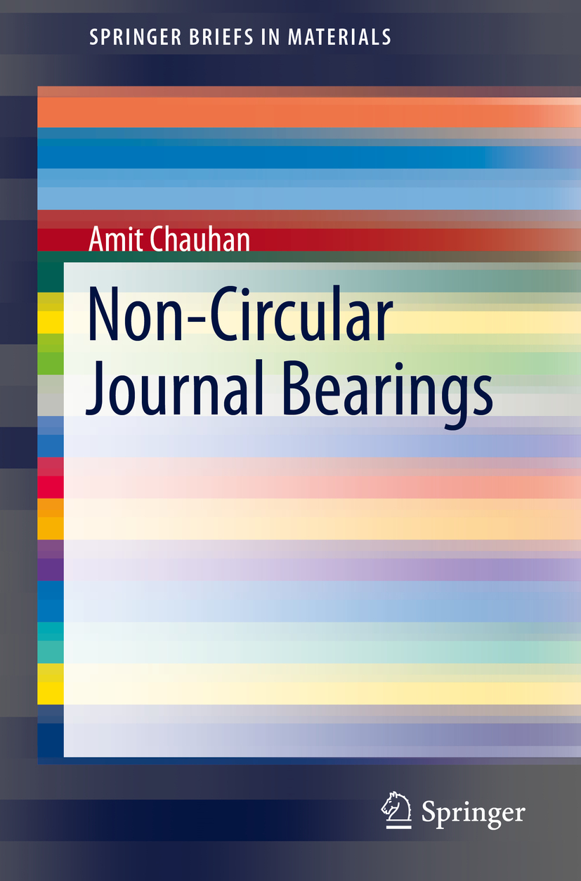 Chauhan, Amit - Non-Circular Journal Bearings, ebook