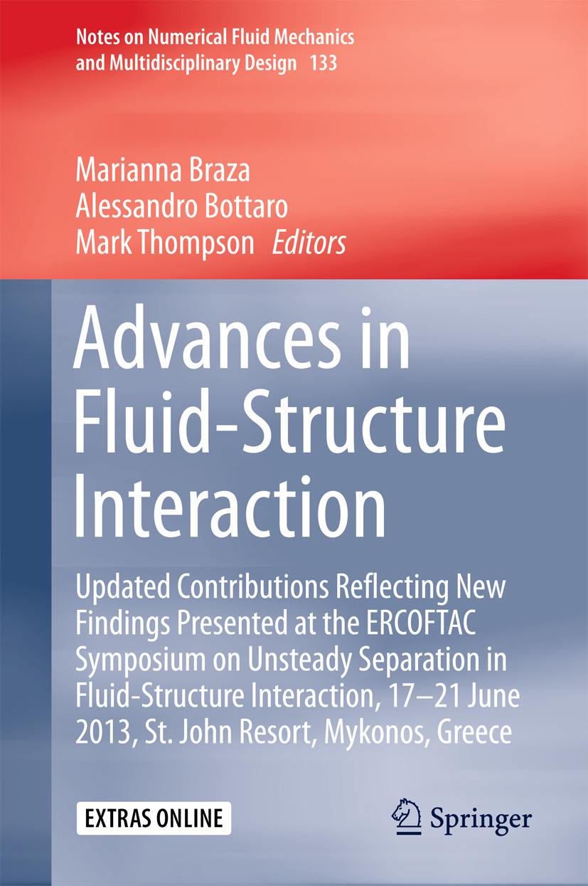 Bottaro, Alessandro - Advances in Fluid-Structure Interaction, ebook