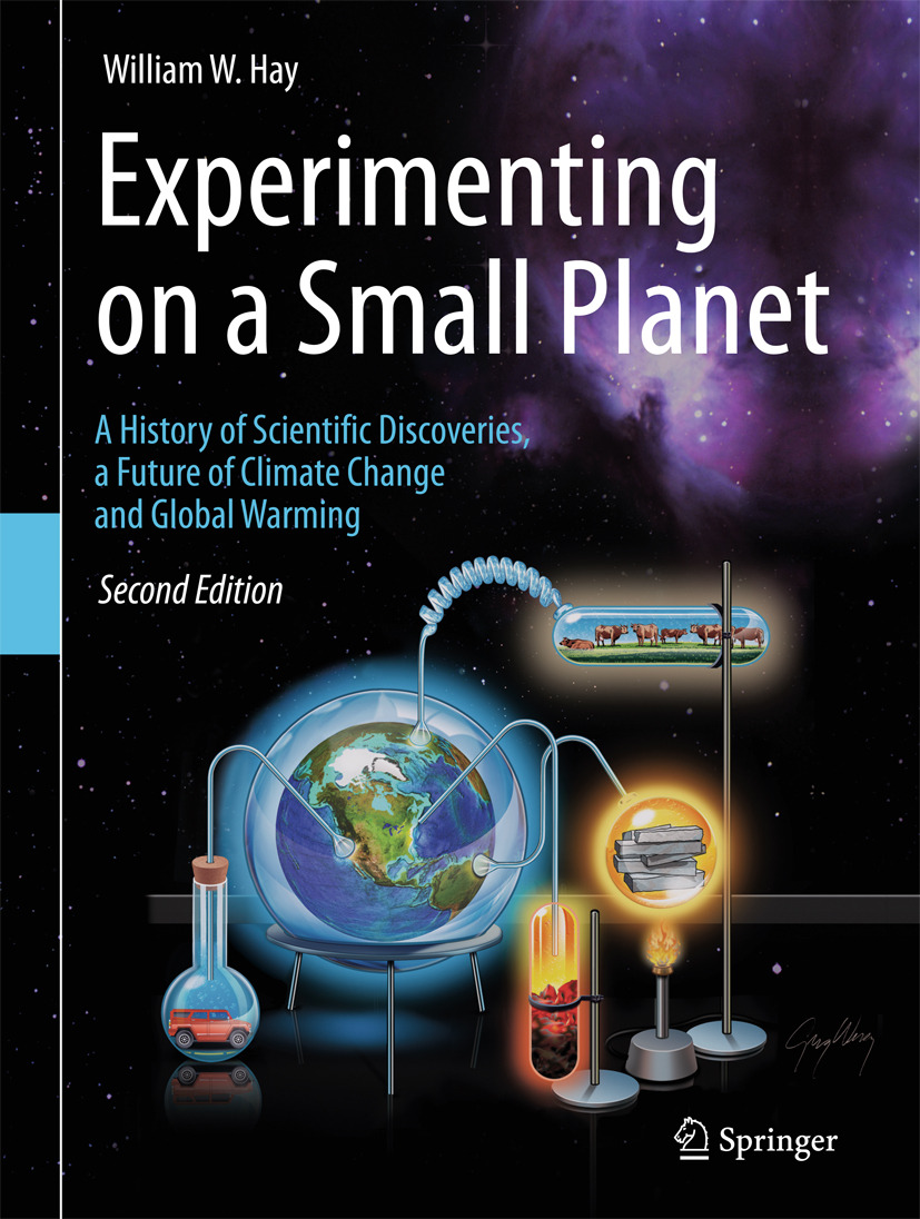 Hay, William W. - Experimenting on a Small Planet, ebook
