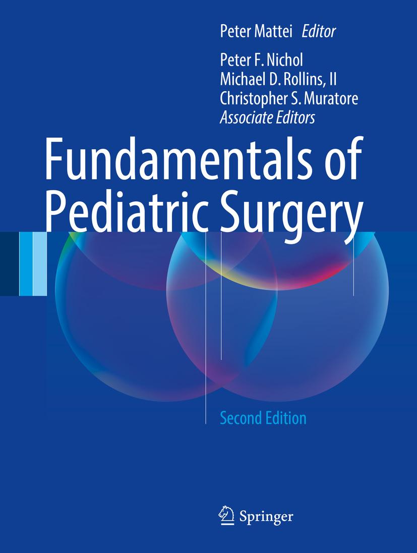 II, Michael D. Rollins, - Fundamentals of Pediatric Surgery, ebook