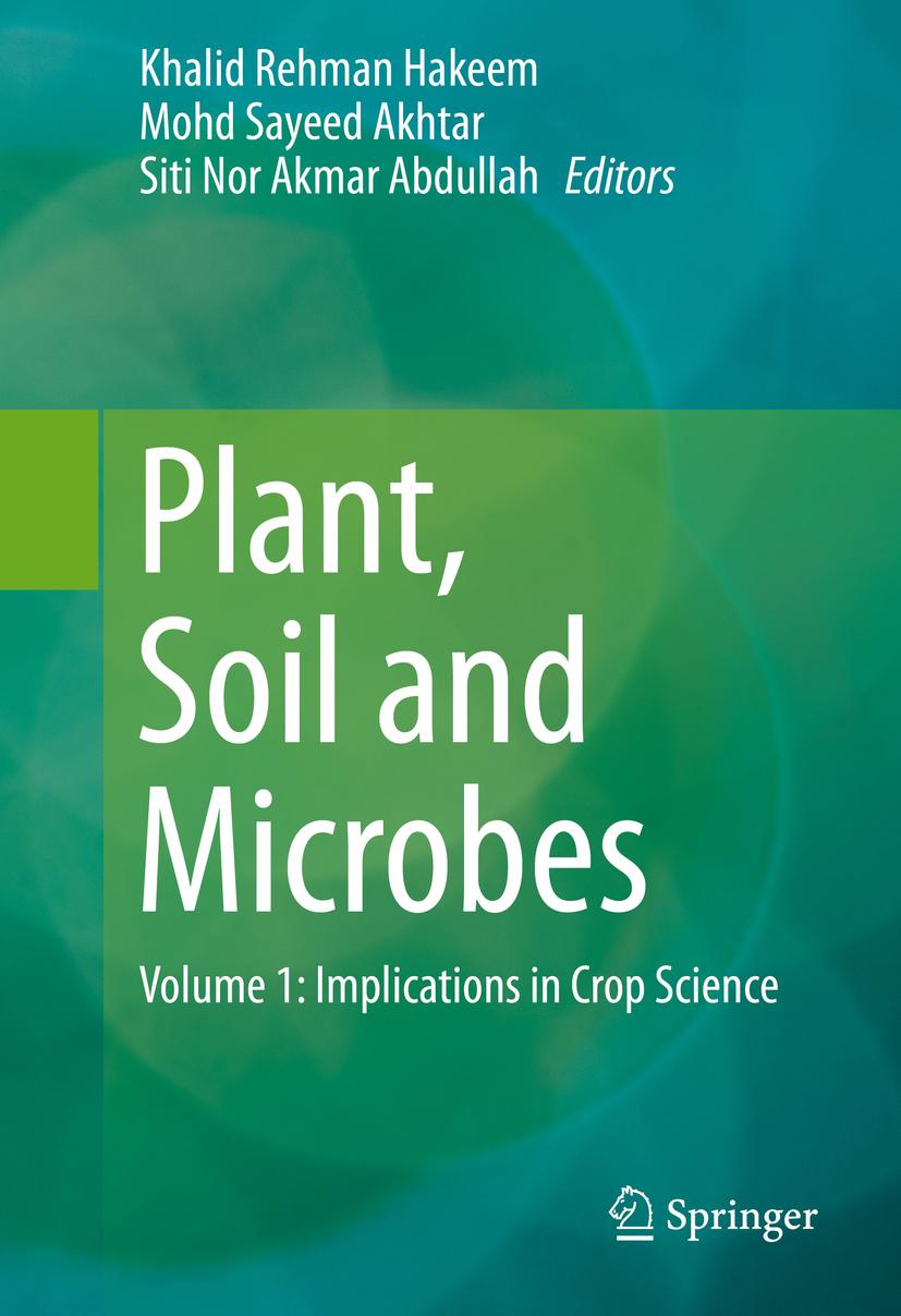 Abdullah, Siti Nor Akmar - Plant, Soil and Microbes, ebook