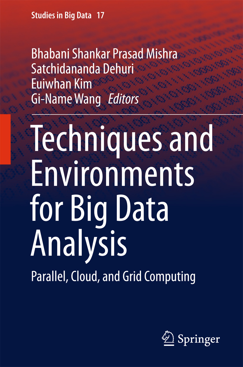 Dehuri, Satchidananda - Techniques and Environments for Big Data Analysis, ebook