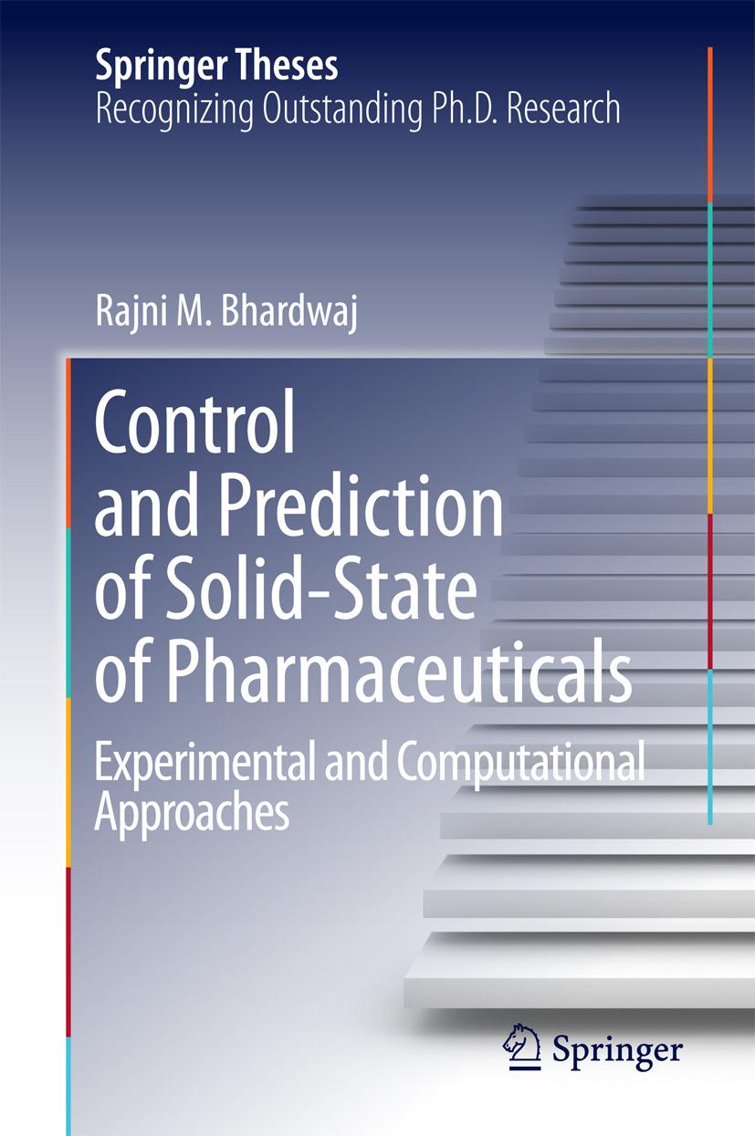 Bhardwaj, Rajni Miglani - Control and Prediction of Solid-State of Pharmaceuticals, ebook