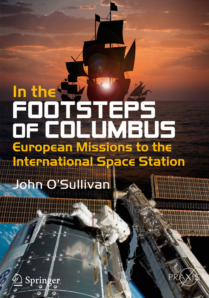 O'Sullivan, John - In the Footsteps of Columbus, ebook