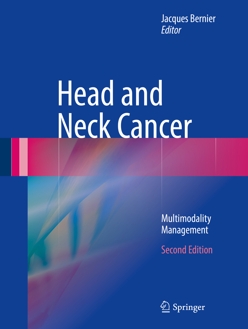 Bernier, Jacques - Head and Neck Cancer, ebook