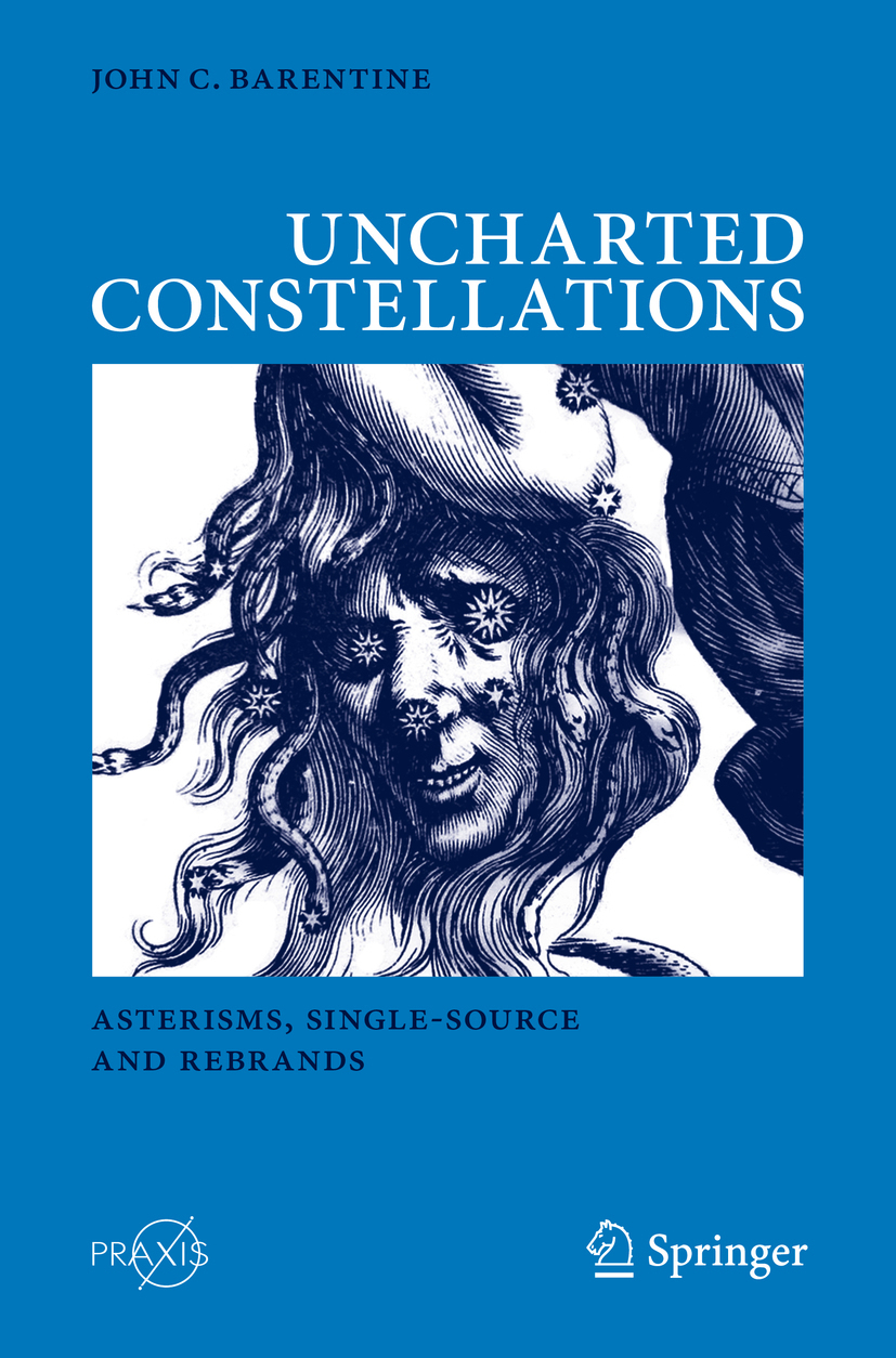 Barentine, John C. - Uncharted Constellations, ebook