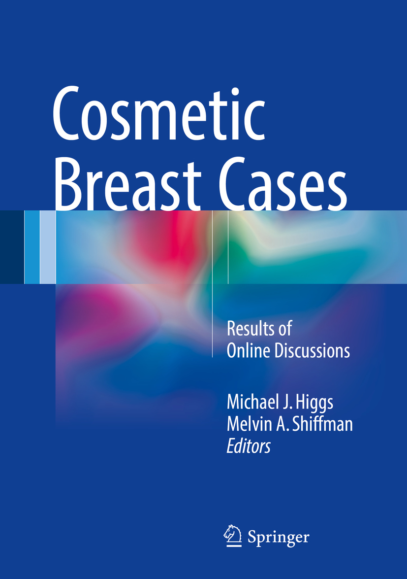 Higgs, Michael J. - Cosmetic Breast Cases, ebook