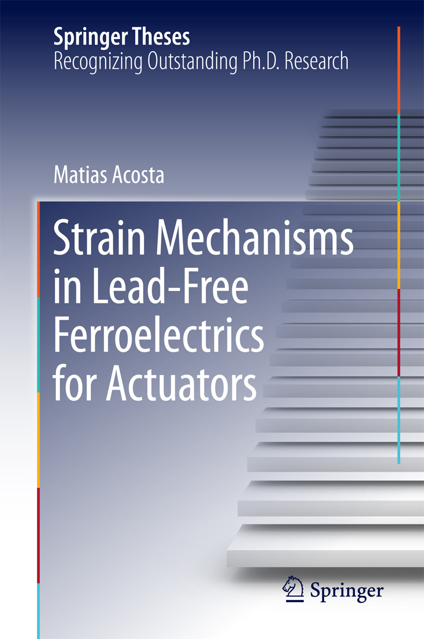 Acosta, Matias - Strain Mechanisms in Lead-Free Ferroelectrics for Actuators, ebook
