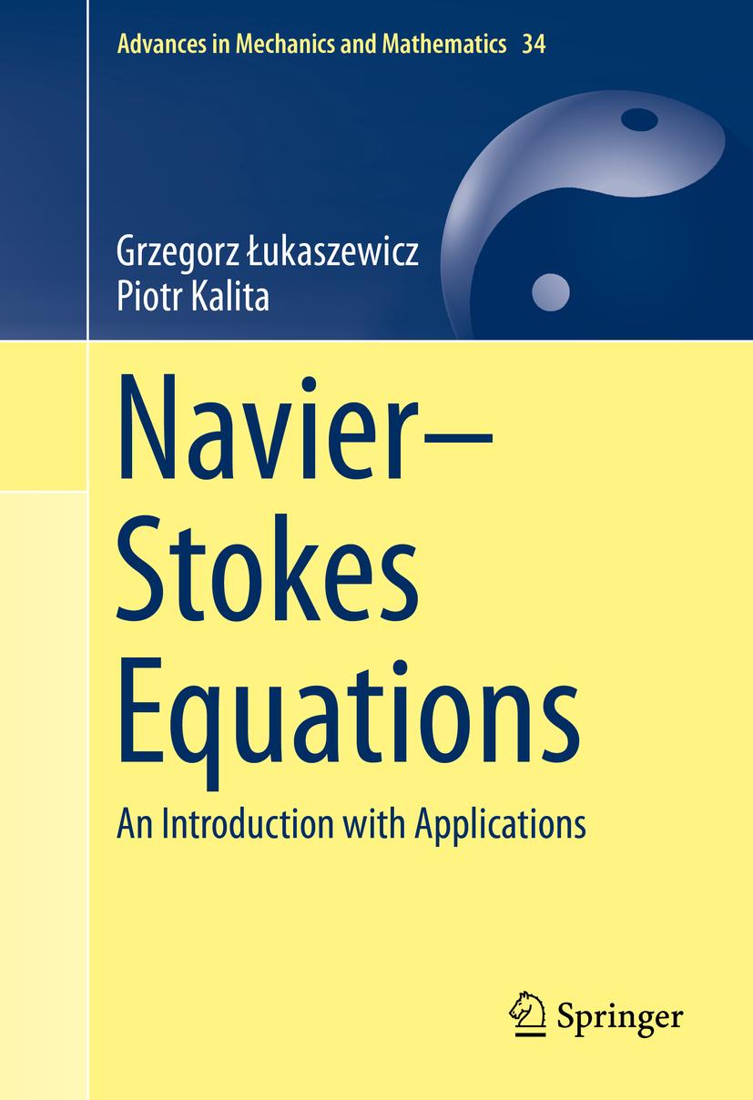Kalita, Piotr - Navier–Stokes Equations, ebook