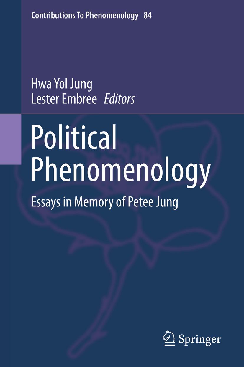 Embree, Lester - Political Phenomenology, ebook