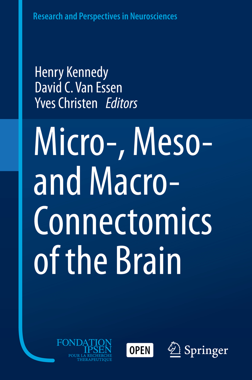 Christen, Yves - Micro-, Meso- and Macro-Connectomics of the Brain, e-bok