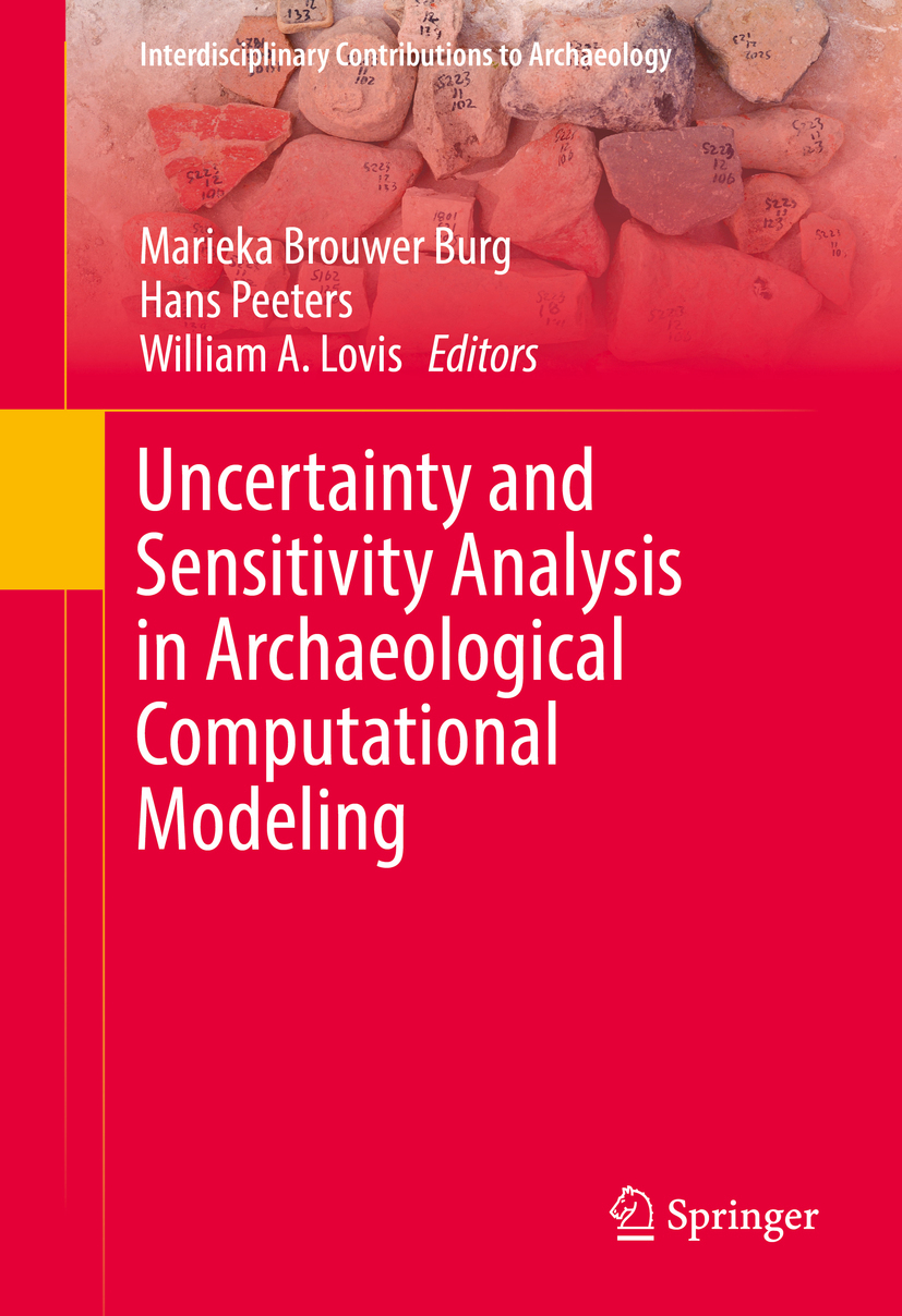 Burg, Marieka Brouwer - Uncertainty and Sensitivity Analysis in Archaeological Computational Modeling, ebook