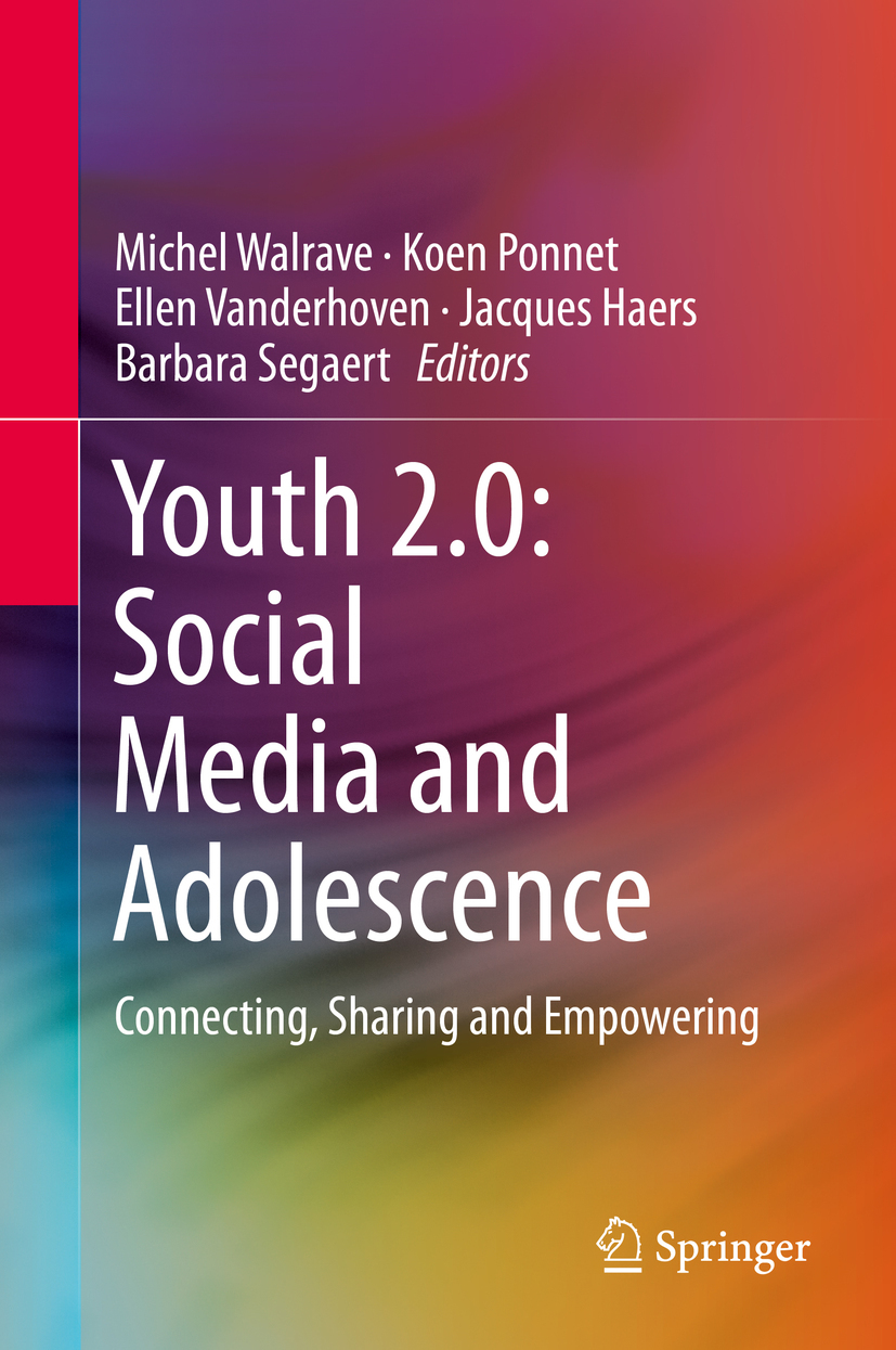 Haers, Jacques - Youth 2.0: Social Media and Adolescence, ebook