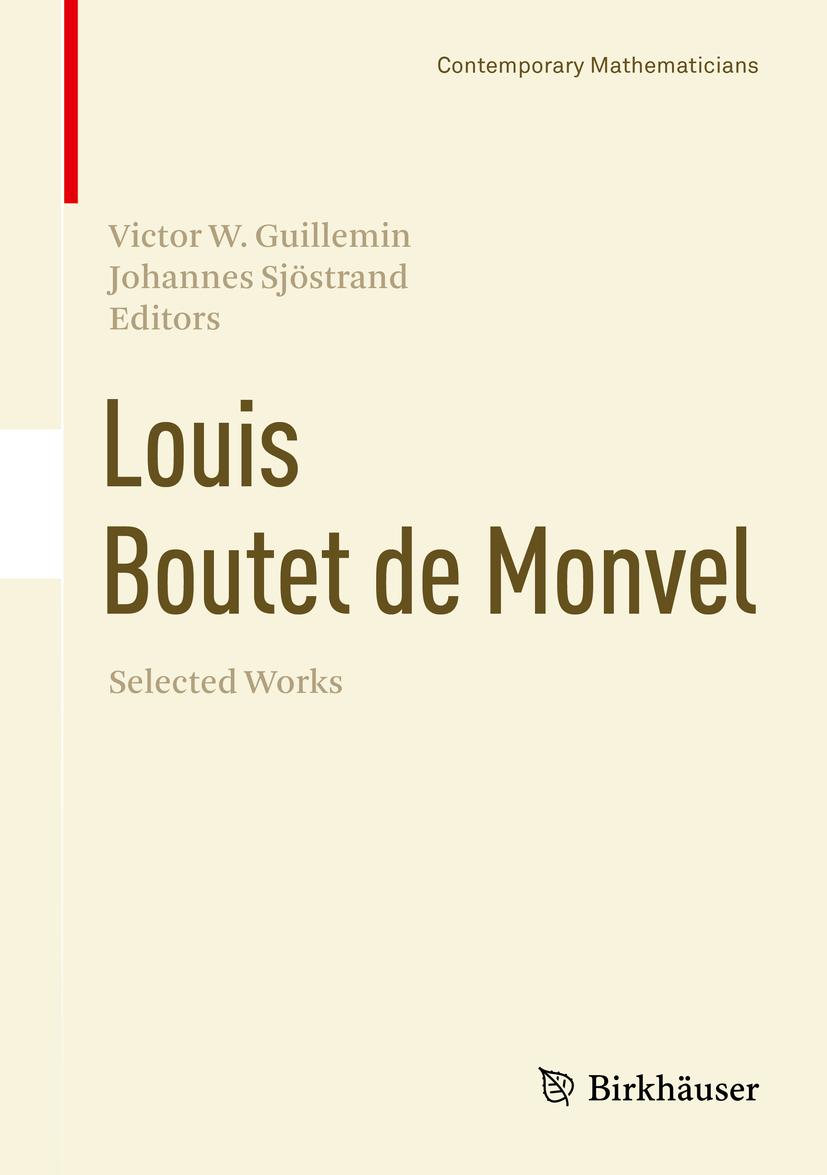 Guillemin, Victor W. - Louis Boutet de Monvel, Selected Works, ebook