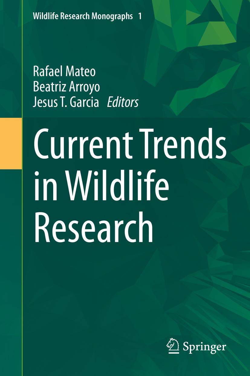 Arroyo, Beatriz - Current Trends in Wildlife Research, ebook
