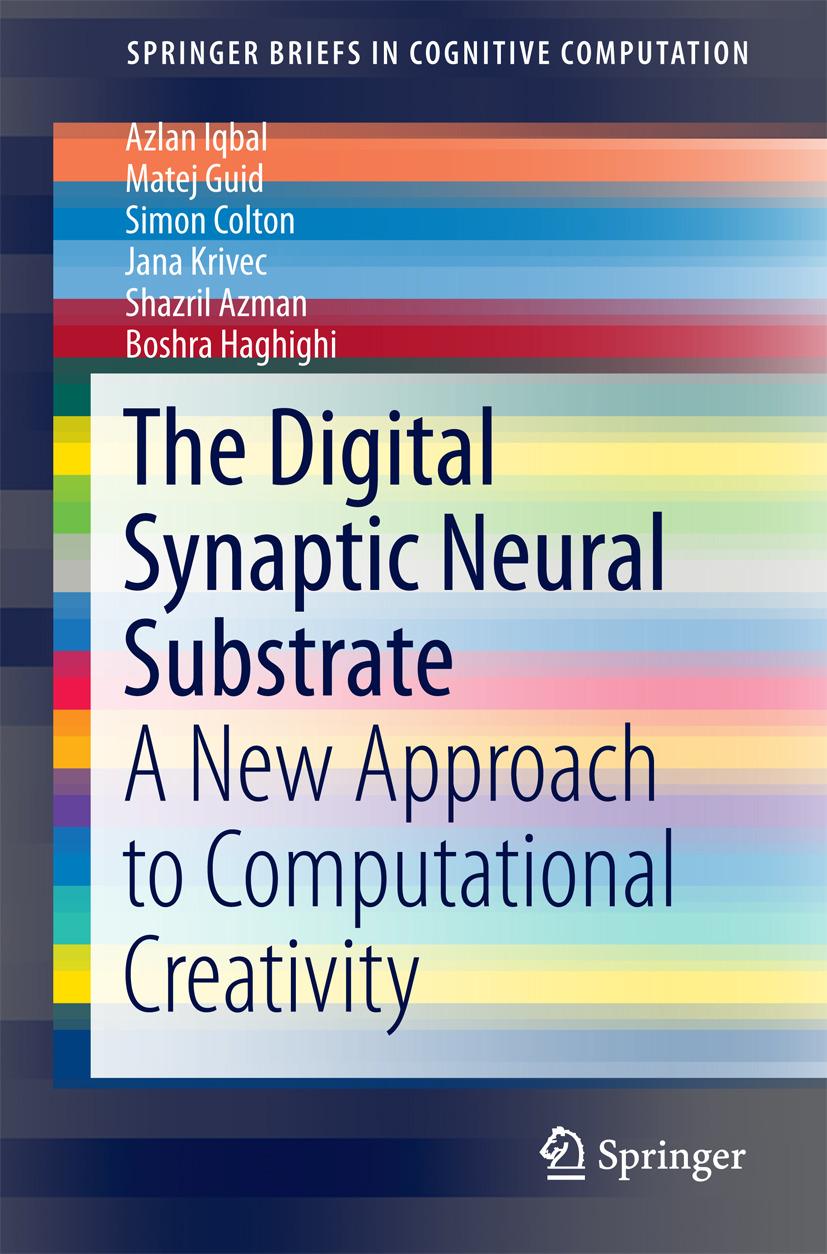 Azman, Shazril - The Digital Synaptic Neural Substrate, ebook