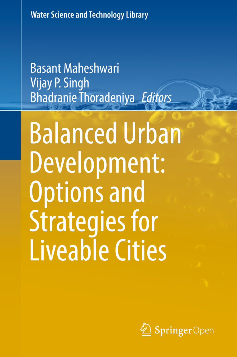 Maheshwari, Basant - Balanced Urban Development: Options and Strategies for Liveable Cities, ebook