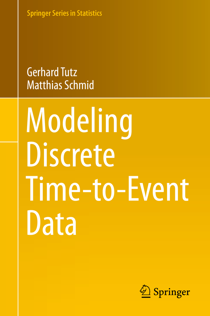 Schmid, Matthias - Modeling Discrete Time-to-Event Data, ebook