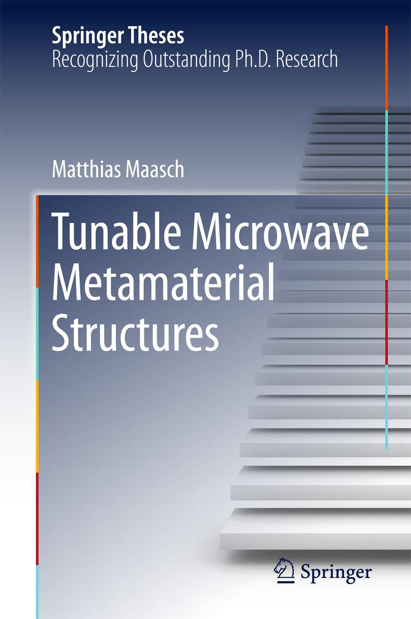 Maasch, Matthias - Tunable Microwave Metamaterial Structures, ebook