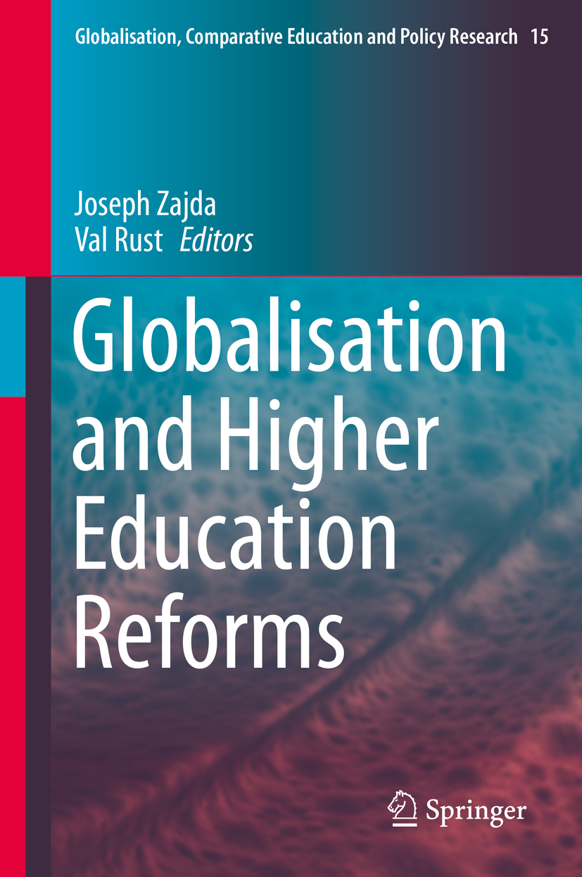 Rust, Val - Globalisation and Higher Education Reforms, ebook